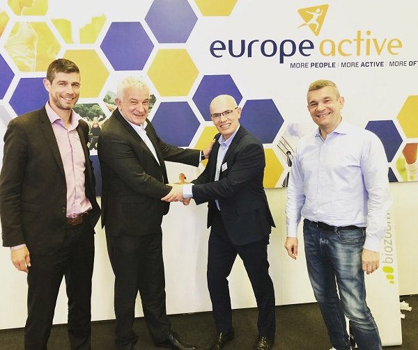 EuropeActive, Qualifications, France