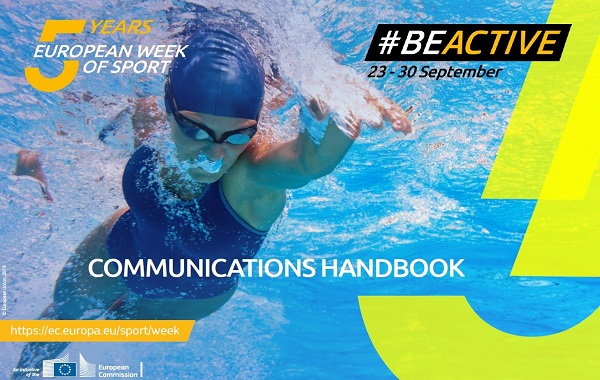 EuropeActive, European Week Of Sport, Communication, Handbook