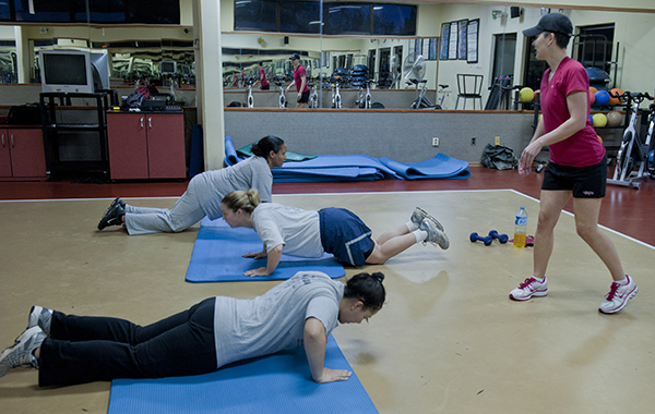 Inactivity, NCDs, Health