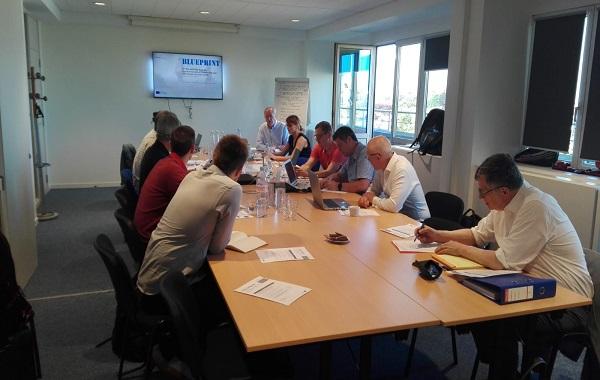 EuropeActive, Blueprint, Project, meeting