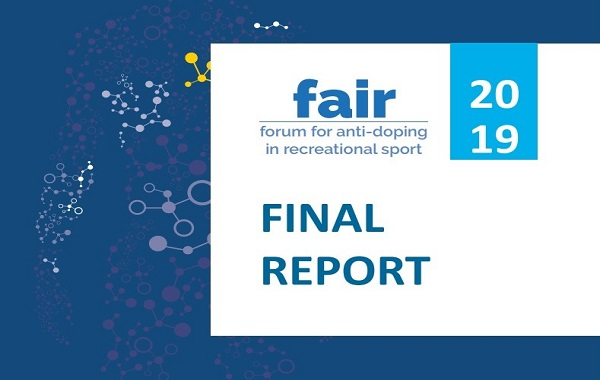 EuropeActive, FAIR, Project, Report