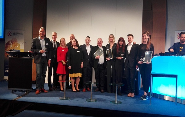 EuropeActive, Events, FIBO, Awards, Winners 2019