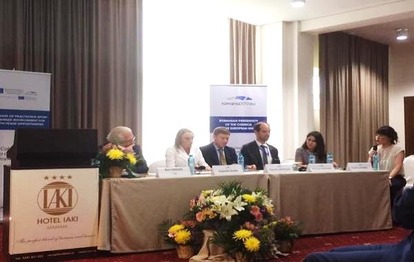 EuropeActive, Events, Romania, European Commission