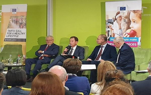 EuropeActive, Events, Tartu Call