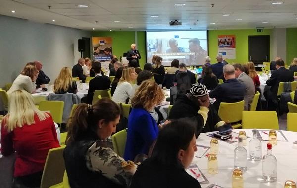 EuropeActive, Apprenticeships, workshop