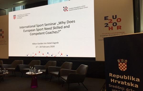 EuropeActive, Sport, Seminar, Zagreb,