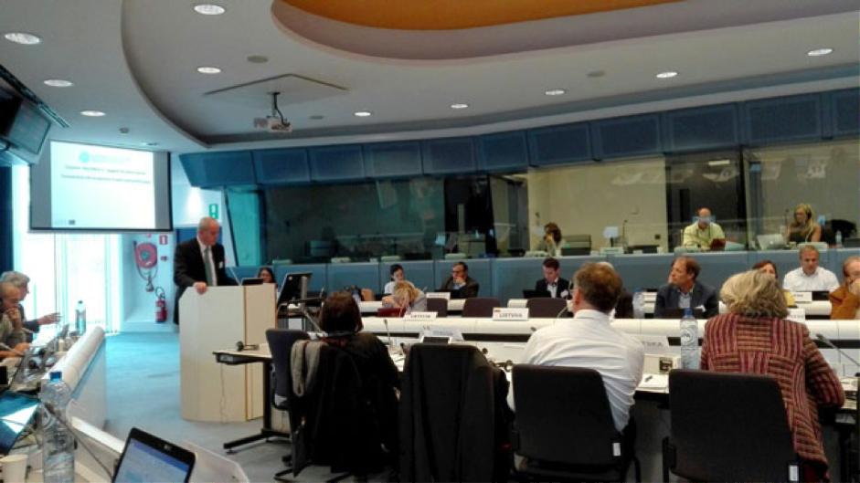 EQF Advisory meeting