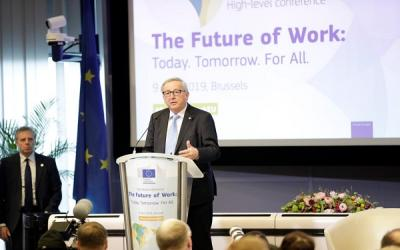 EuropeActive, European Commission, Conference, Work