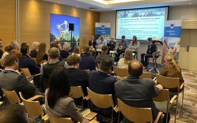 EuropeActive, Erasmus+, Cluster Meeting, Sport
