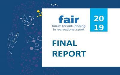 EuropeActive, FAIR, Project, Report
