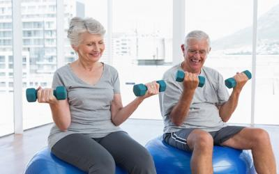 EuropeActive, Research, Fitness, Elderly