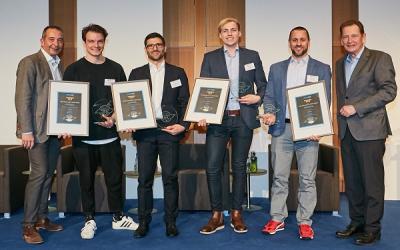 EuropeActive, Events, FIBO, Awards