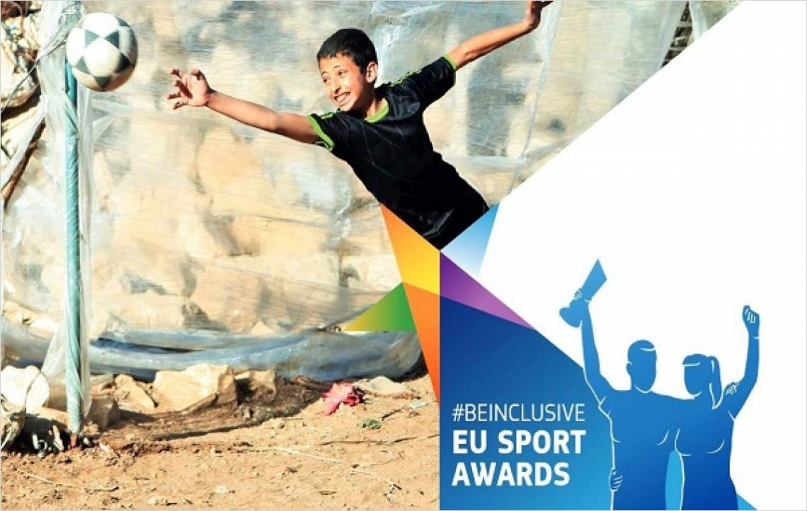EuropeActive, #BeInclusive Awards, European Commission