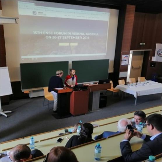EuropeActive, ENSE, Conference