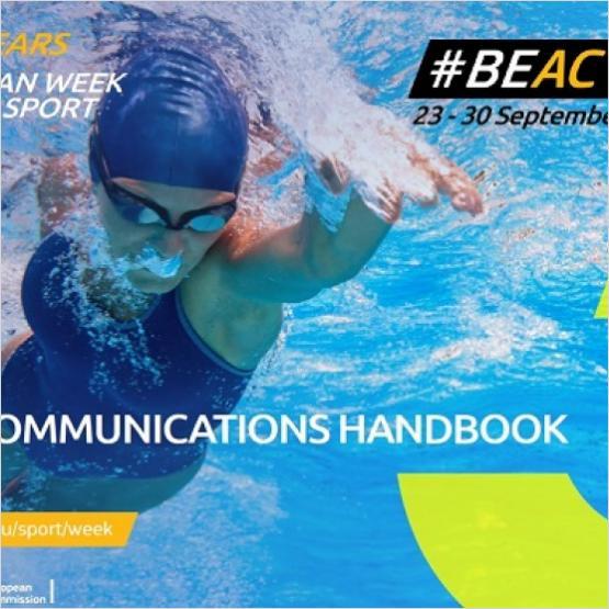 EuropeActive, European Week Of Sport, Communication, Handbook
