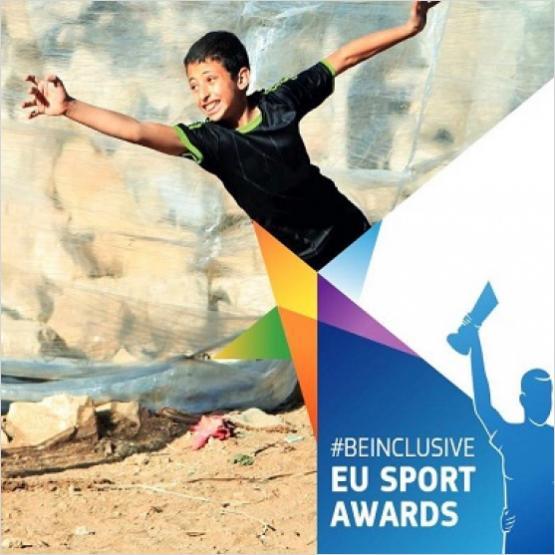 EuropeActive, #BeInclusive Awards, European Commission
