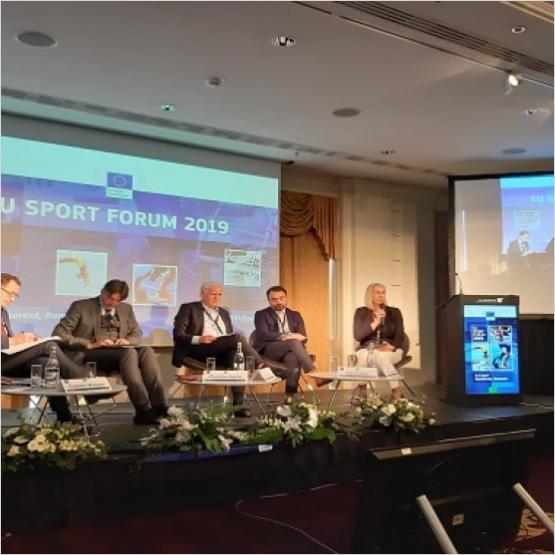EuropeActive, Events, EU Sport Forum