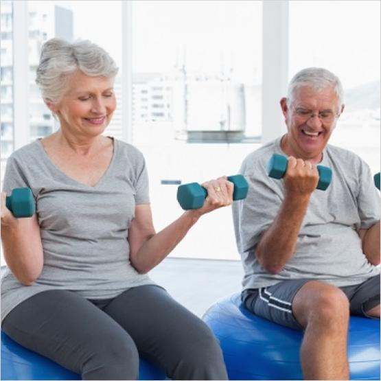 EuropeActive, Research, Fitness, Elderly