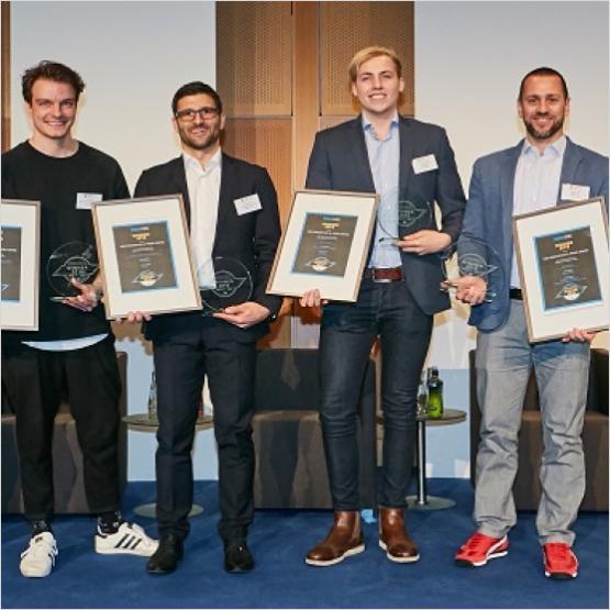 EuropeActive, Events, FIBO, Awards, 2018